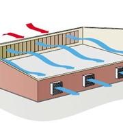 Системы вентиляции для животноводческих помещений фото