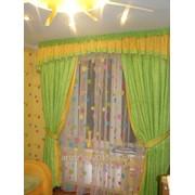 Шторы для детских комнат фото