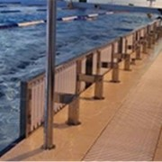 Панель поворота для бассейна длина 1880 мм фото