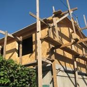 Дома панельные деревянные, канадская технология строительства домов фото