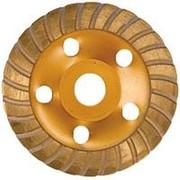Matrix Чашка алмазная зачистная, 180 мм, турбо Matrix фото