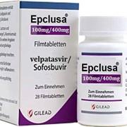 Epclusa (Эпклуса), Оригинал, Gilead США фото
