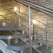 Изготовление лестниц металлических фото