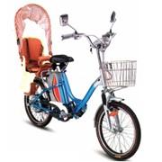 Велосипеды электрические Allegator YHE-4 фото