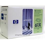 Услуга заправки картриджа HP LJ C8061X, 4100 для лазерных принтеров фото