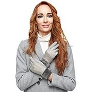 Перчатки женские Sophie Ramage EV-XGL217148 фото