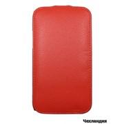 Чехол-книжка Huawei G610 красный фото