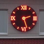 Часы для улиц фото