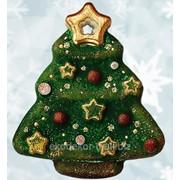 Новогоднее украшение Артикул: ЯП-2014-95, Размер:80х80мм, Елка фото