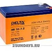 Аккумулятор 12V 7Ah Delta HR для электротранспорта фото
