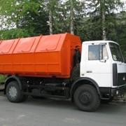 Мусоровоз КО-452 (06) фото