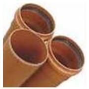 Трубы и фитинги для наружной канализации фото