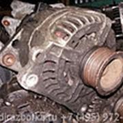 Генератор Volkswagen Passat B6 2.0 TDI фото