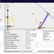 Система контроля передвижения и расхода топлива для техники, комбайнов и тракторов фото