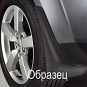Накладки на зеркала Hyundai Solaris 2010–2017 (нерж. сталь) фото