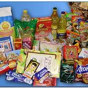 Оптовая торговля продуктами питания и бытовой химией фото