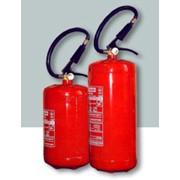 Огнетушитель порошковый ОП -1,2,5,6,9,50,100 фото