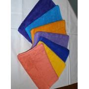 Махровые полотенца банные 70х140 см фото
