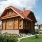 Дома из оцилиндрованного бревна купить, продать, Бровары фото