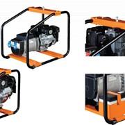 Серия бензиновых или дизельных электростанций MWR Fourgroup ZEFIR Diesel фото