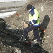 Активация процесса очистки нефтезагрязнённого грунта фото