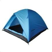 Палатка туристическая Family 2+1 (King Camp) фото