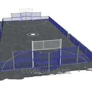 Поля для футбола HAGS Arena Lincoln 11х25 фото