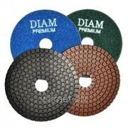 Алмазный гибкий шлифовальный круг DIAM Wet-Premium 3000 фото