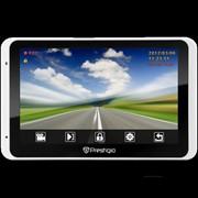 "5800BTHDDDVRNV GeoVision Prestigio навигатор, 5""\12.7 см, Navitel СНГ, 4 Gb, Rec., Чёрный фото"