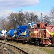 7 километров железнодорожных путей для временного хранения подвижного состава фото