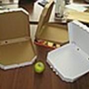 Коробка для піци фото