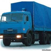 Поставка самосвалов КАМАЗ 53215 фото