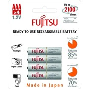 Аккумуляторная батарейка Fujitsu фото
