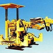 Установки бурильные шахтные фото