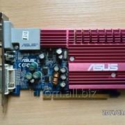 Видеокара 128 Mb DDR EN7300TC512 / TD / 128M Asus Nvidia GeForce 7300LE 64 bit PCI-E 2.0 16 фото