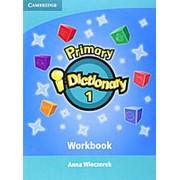 Anna Wieczorek Primary i-Dictionary 1 Starters Workbook + CD-Rom Pack фото