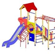 Детская игровая площадка ИК-6.05 фото