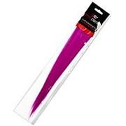 Цветные Clip-In локоны лилового цвета фото