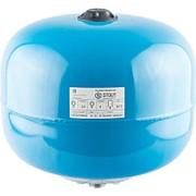 STOUT Расширительный бак, гидроаккумулятор 24 л. вертикальный (цвет синий) фото
