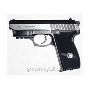 Пистолет пневматический Borner Panther 801, кал.4,5мм, артикул 774529 фото