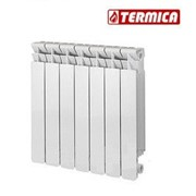 Биметаллический радиатор отопления Termica Bitherm 500*80 (10 секций) фото