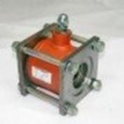 Кран шаровой для бензовоза КШФ Ду-50 (DN 50 PN6) фото