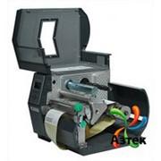 Принтер этикеток Datamax H-6308 термотрансферный 300 dpi, LCD, Ethernet, USB, RS-232, LPT, кабель, граф. иконки, C93-00-46000004 фото
