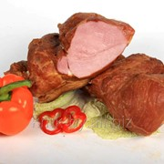 Продукт из свинины копчено-вареный Свинина Смачная фото