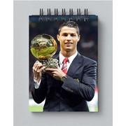 Блокнот Криштиану Роналду, Cristiano Ronaldo №1 фото