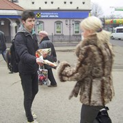 Проведение промо-акций по всей Украине фото