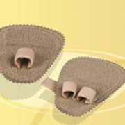 Корригирующее приспособление при молоткообразной деформации пальцев стоп фото