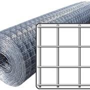 Сетка сварная оцинкованная. Металлические сетки. Plasa фото