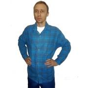 Рубашка мужская фланель. фото