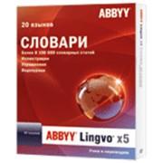 Словарь ABBYY Lingvo x5 фото